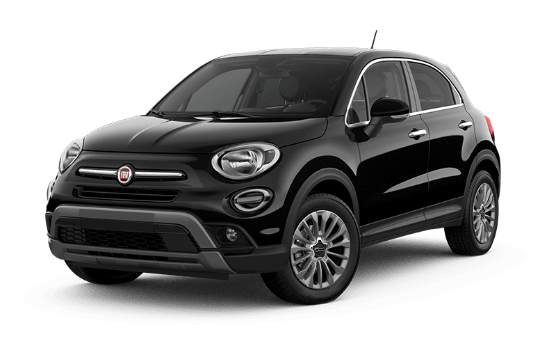 2021 FIAT 500X Trekking - Nero Cinema (Black)