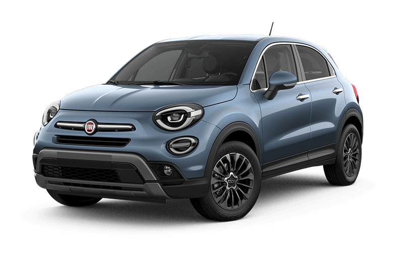 2021 FIAT 500X Trekking Plus - Blue Sky Metallic