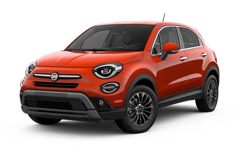 2021 FIAT 500X Trekking Plus - Arancio (Orange)
