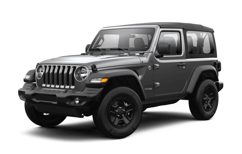 2021 Jeep® Wrangler Sport - Granite Crystal