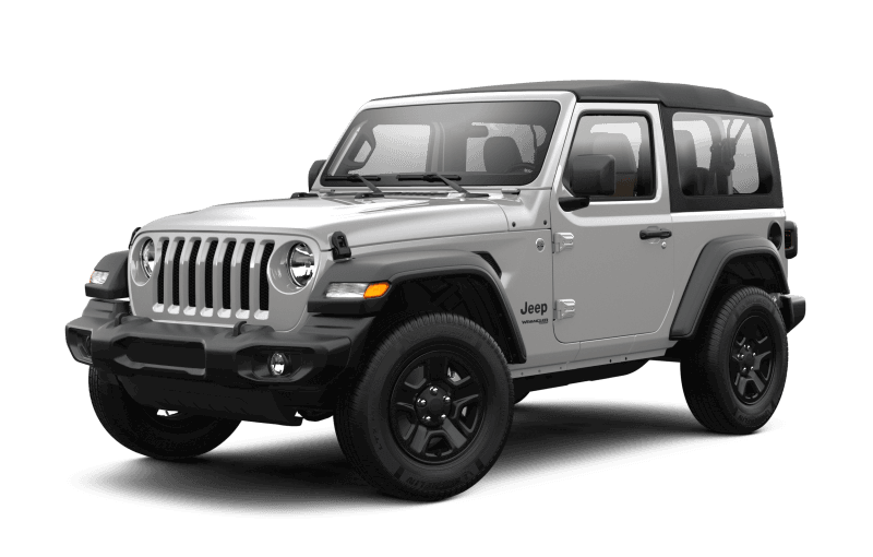 2021 Jeep® Wrangler Sport - Sting-Grey