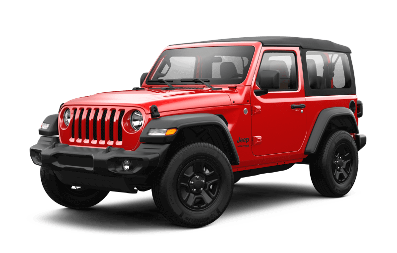 2021 Jeep® Wrangler Sport - Firecracker Red
