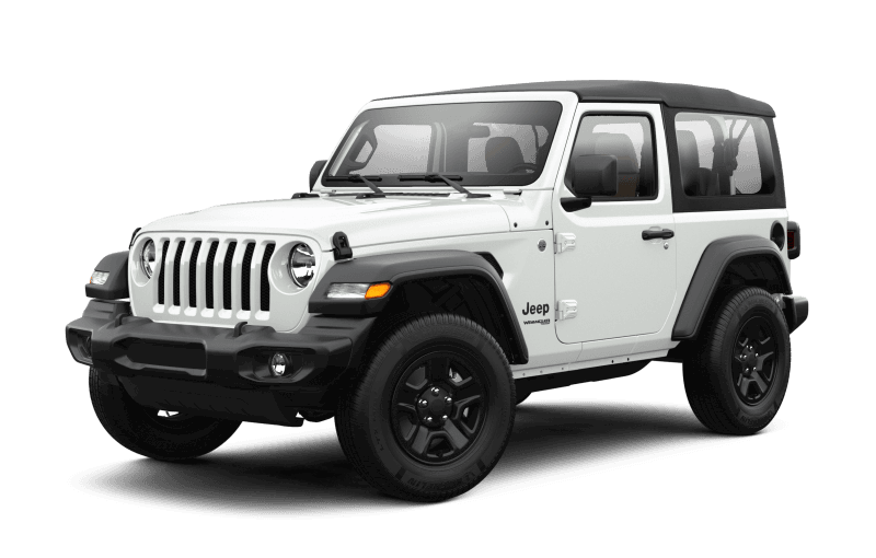 2021 Jeep® Wrangler Sport - Bright White
