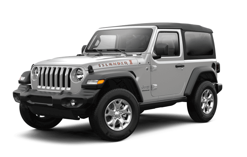 2021 Jeep® Wrangler Islander - Sting-Grey