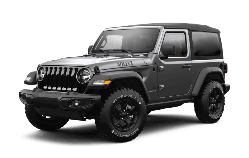 2021 Jeep® Wrangler Willys Sport - Granite Crystal