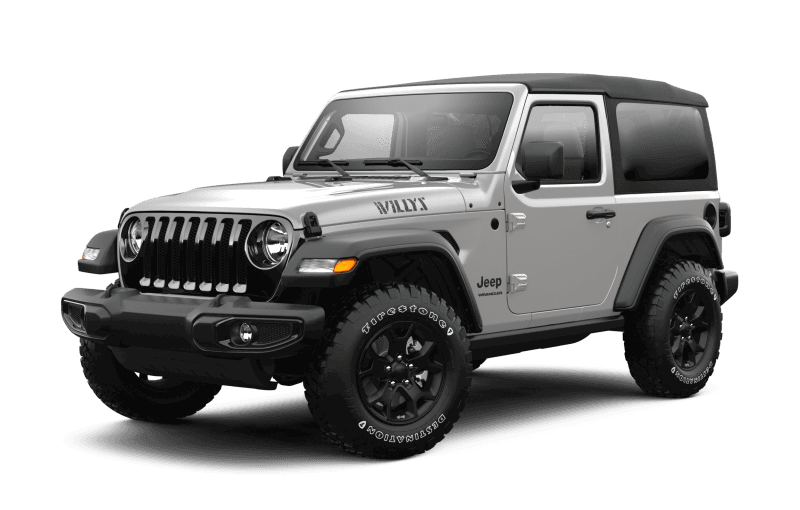 Jeep® Wrangler 2021 Willys Sport - Gris pastenague