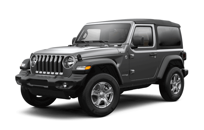 2021 Jeep® Wrangler Sport S - Granite Crystal