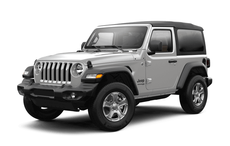 2021 Jeep® Wrangler Sport S - Sting-Grey