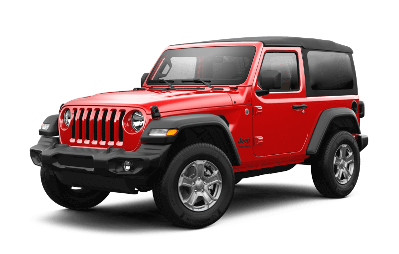 2021 Jeep® Wrangler Sport S - Firecracker Red