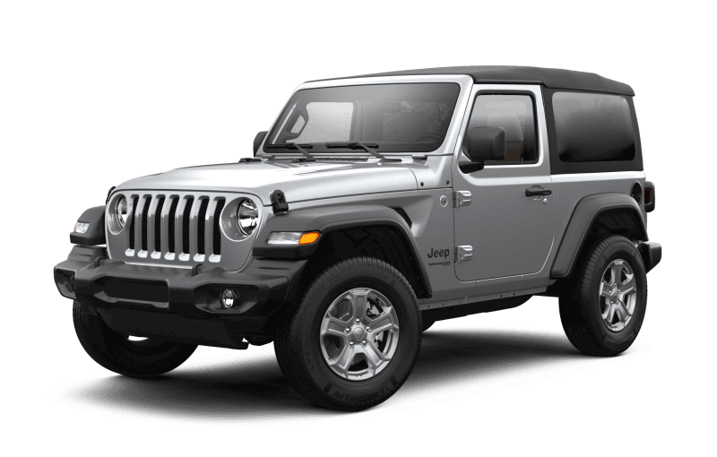 2021 Jeep® Wrangler Sport S - Billet Metallic