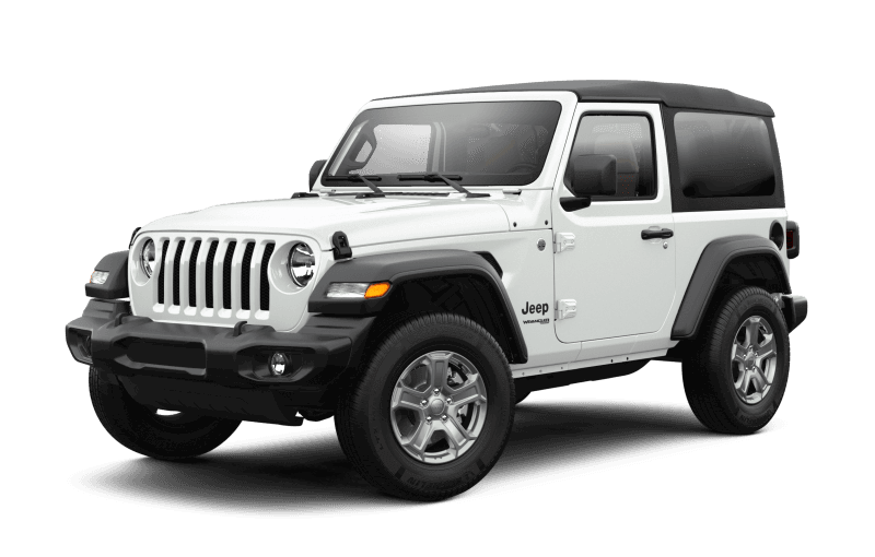 2021 Jeep® Wrangler Sport S - Bright White