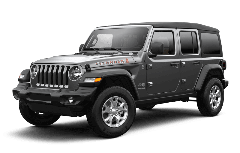 2021 Jeep® Wrangler Unlimited Islander - Granite Crystal