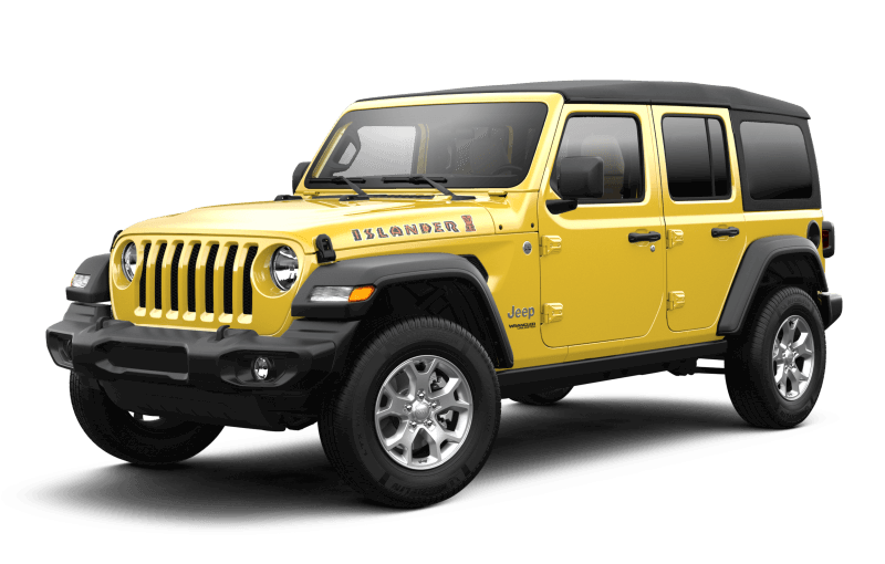 Jeep® Wrangler 2021 Unlimited Islander