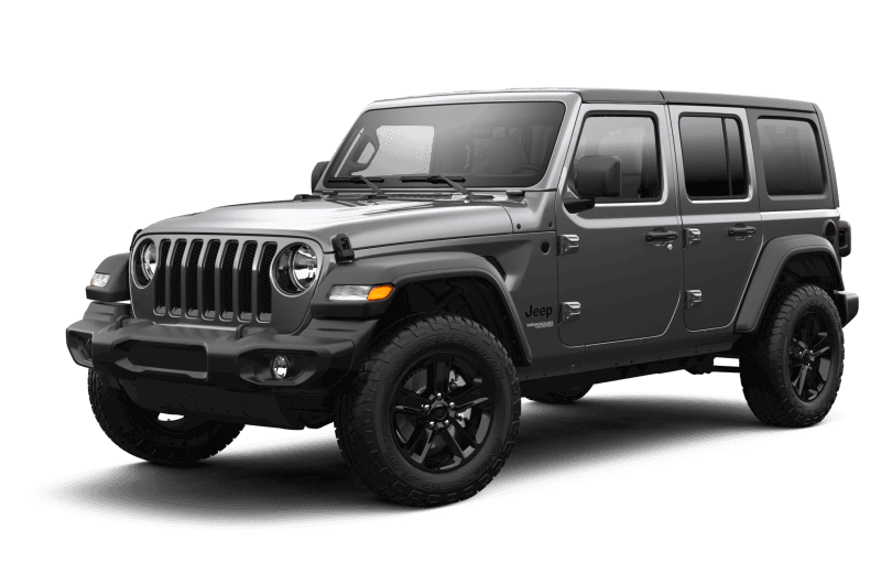 2021 Jeep® Wrangler Unlimited Sport Altitude - Granite Crystal