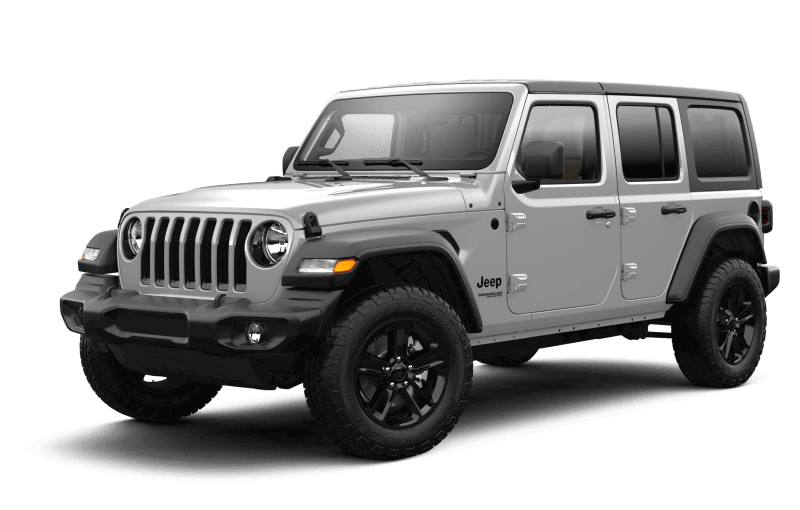 Jeep® Wrangler 2021 Unlimited Sport Altitude - Gris pastenague