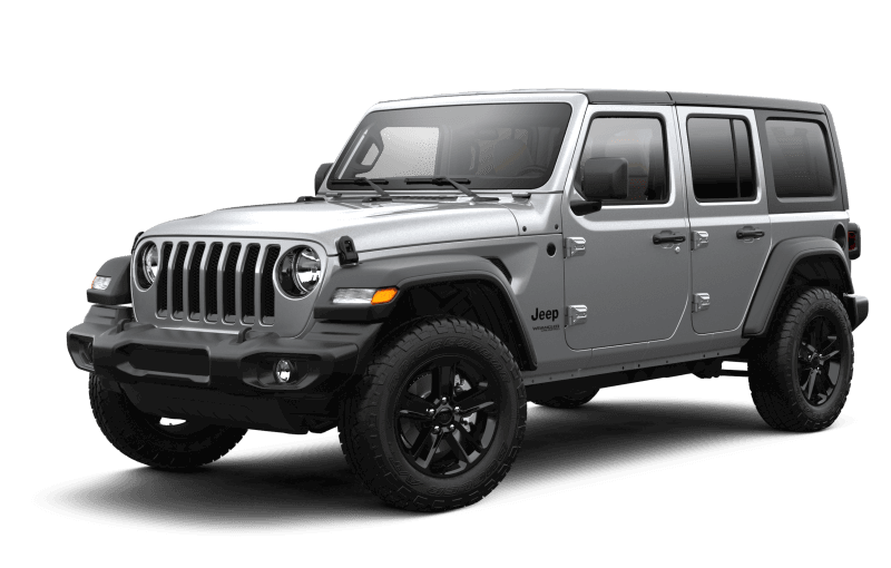 2021 Jeep® Wrangler Unlimited Sport Altitude - Billet Metallic