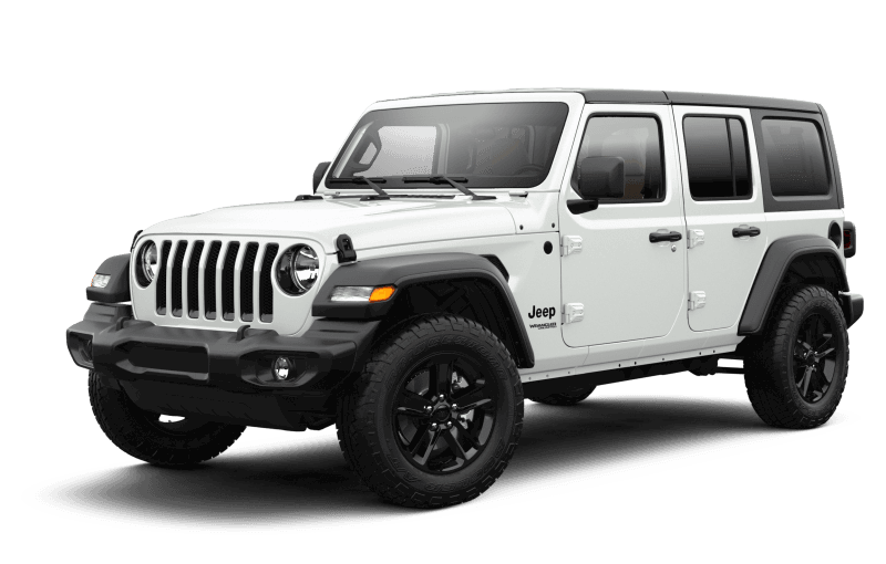 2021 Jeep® Wrangler Unlimited Sport Altitude - Bright White