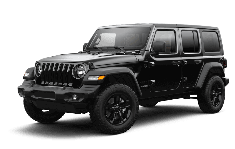 2021 Jeep® Wrangler Unlimited Sport Altitude - Black