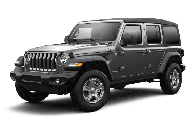 2021 Jeep® Wrangler Unlimited Sport S - Granite Crystal