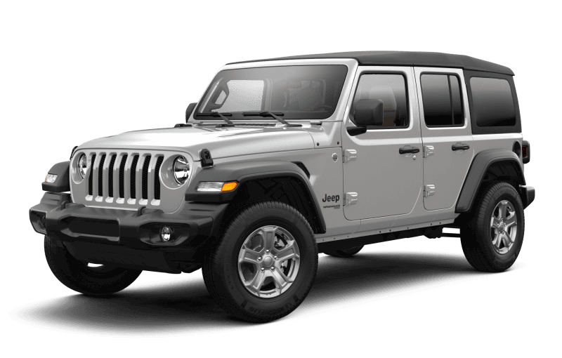2021 Jeep® Wrangler Unlimited Sport S - Sting-Grey