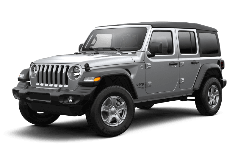 2021 Jeep® Wrangler Unlimited Sport S - Billet Metallic