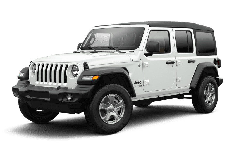 2021 Jeep® Wrangler Unlimited Sport S - Bright White