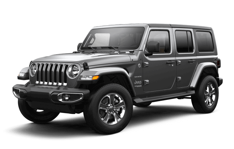 2021 Jeep® Wrangler Unlimited Sahara - Granite Crystal