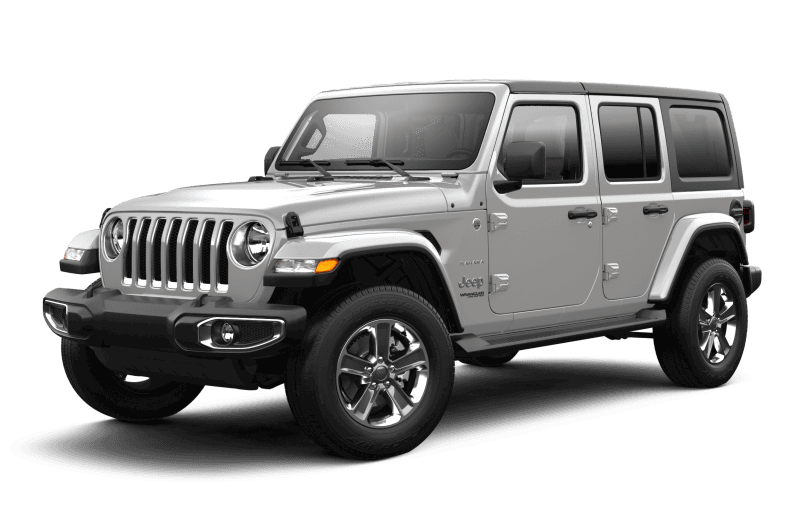 Jeep® Wrangler 2021 Unlimited Sahara - Gris pastenague