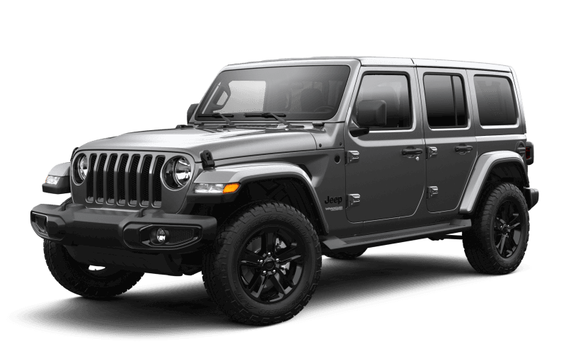 2021 Jeep® Wrangler Unlimited Sahara Altitude - Granite Crystal
