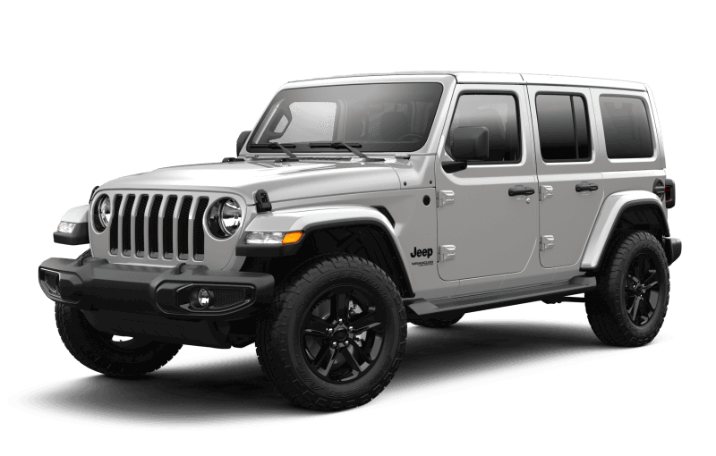 Jeep® Wrangler 2021 Unlimited Sahara Altitude - Gris pastenague