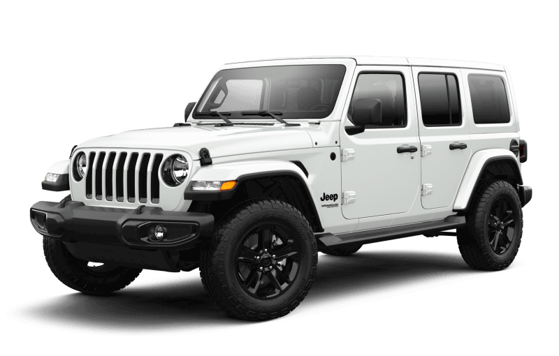 2021 Jeep® Wrangler Unlimited Sahara Altitude - Bright White