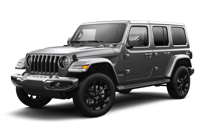 2021 Jeep® Wrangler Unlimited Sahara High Altitude - Granite Crystal