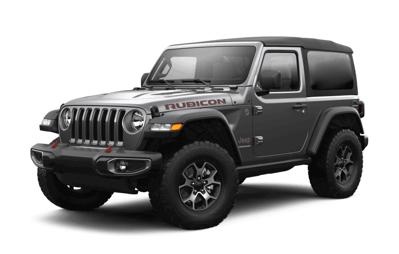2021 Jeep® Wrangler Rubicon - Granite Crystal
