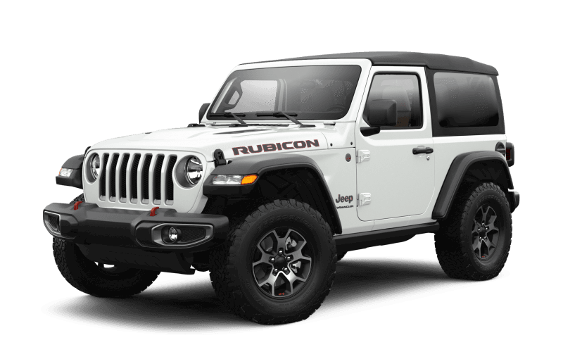 2021 Jeep® Wrangler Rubicon - Bright White