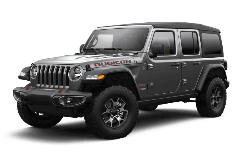2021 Jeep® Wrangler Unlimited Rubicon - Granite Crystal