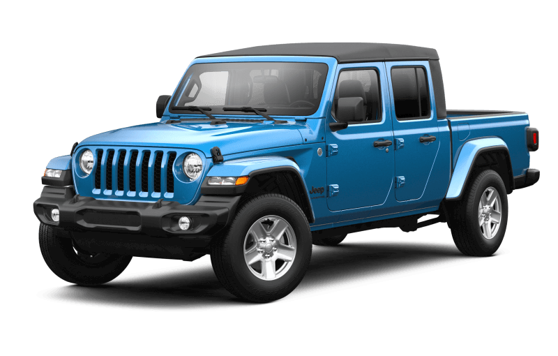 2021 Jeep® Gladiator Sport S - Hydro Blue Pearl