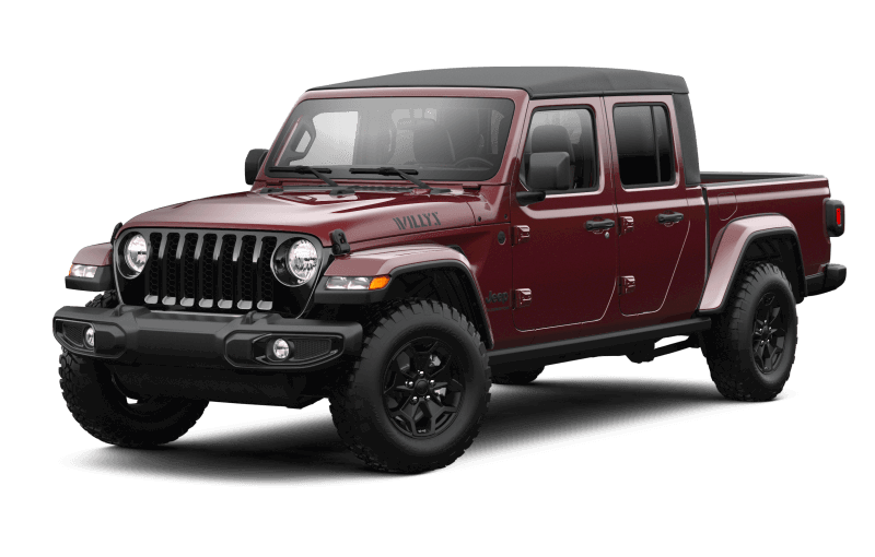 Jeep® Gladiator Willys 2021