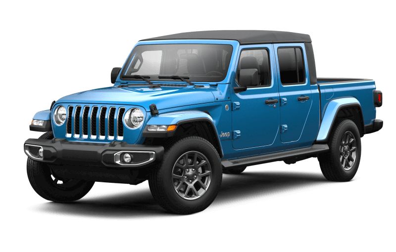 2021 Jeep® Gladiator Overland - Hydro Blue Pearl