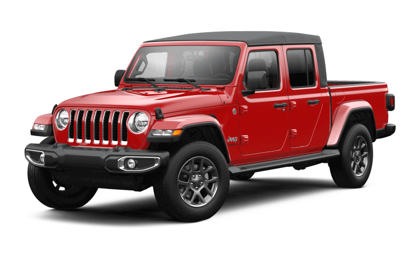 2021 jeep gladiator pickup truck | jeep canada