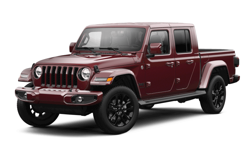 Jeep® Gladiator 2021 High Altitude - Framboise chic