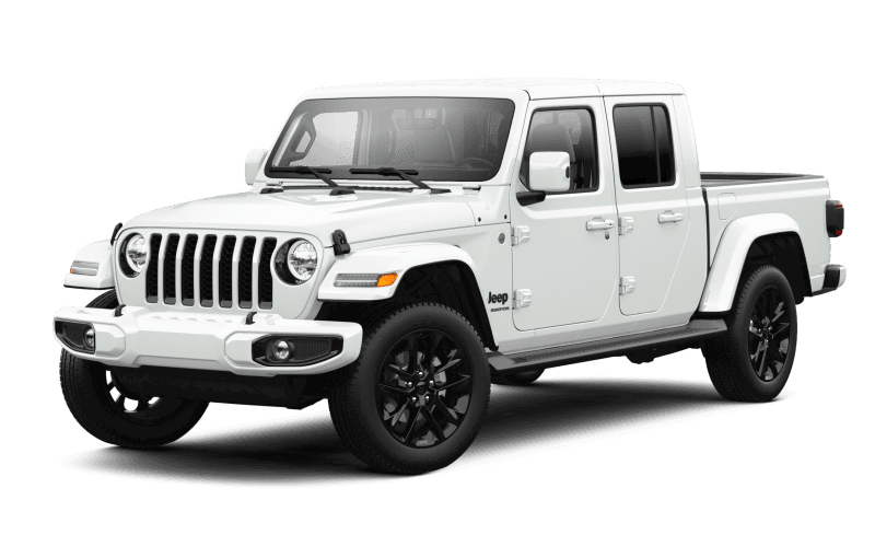 Jeep® Gladiator 2021 High Altitude - Blanc éclatant