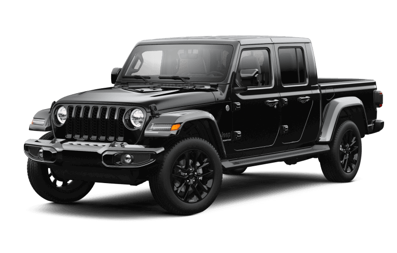 Jeep® Gladiator 2021 High Altitude - Noir