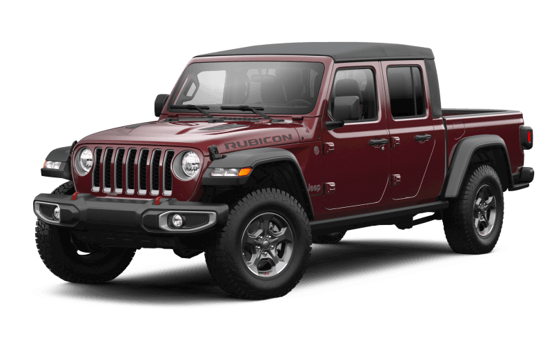 Jeep® Gladiator 2021 Rubicon - Framboise chic