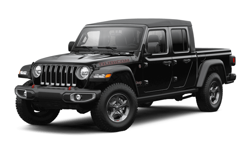 Jeep® Gladiator Rubicon 2021