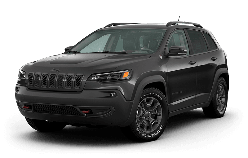 2021 Jeep® Cherokee Trailhawk® - Granite Crystal Metallic