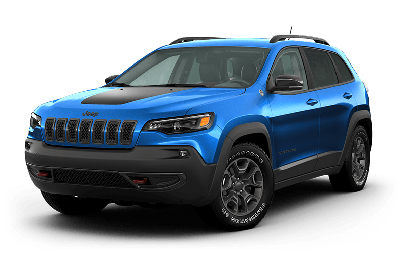 2021 Jeep® Cherokee Trailhawk®