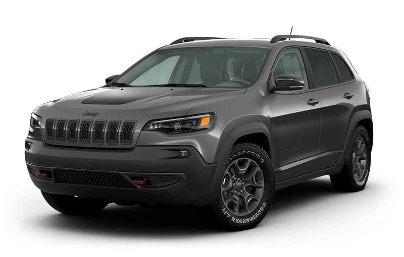 2021 Jeep® Cherokee Trailhawk® - Billet Metallic