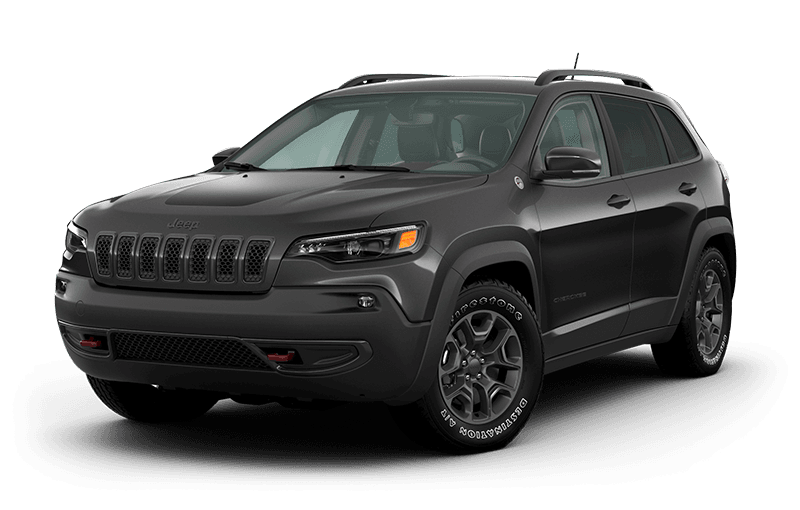 2021 Jeep® Cherokee Trailhawk® Elite - Granite Crystal Metallic