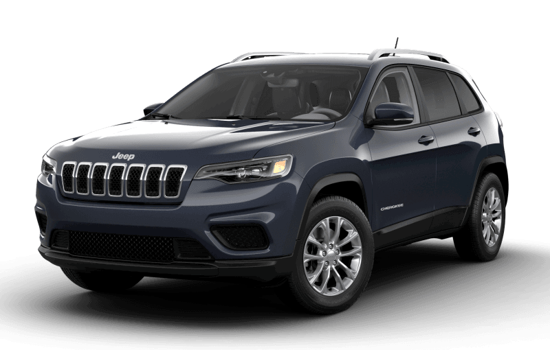 2021 Jeep® Cherokee North - Blue Shade Pearl