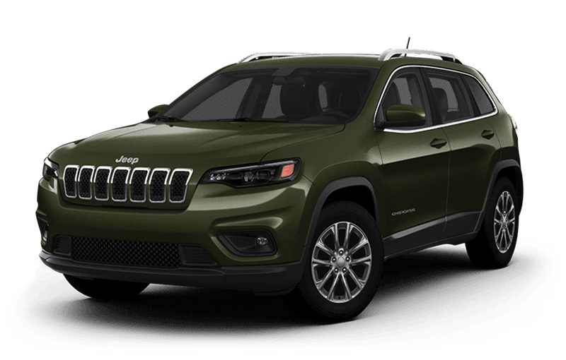 2021 Jeep® Cherokee North - Olive Green